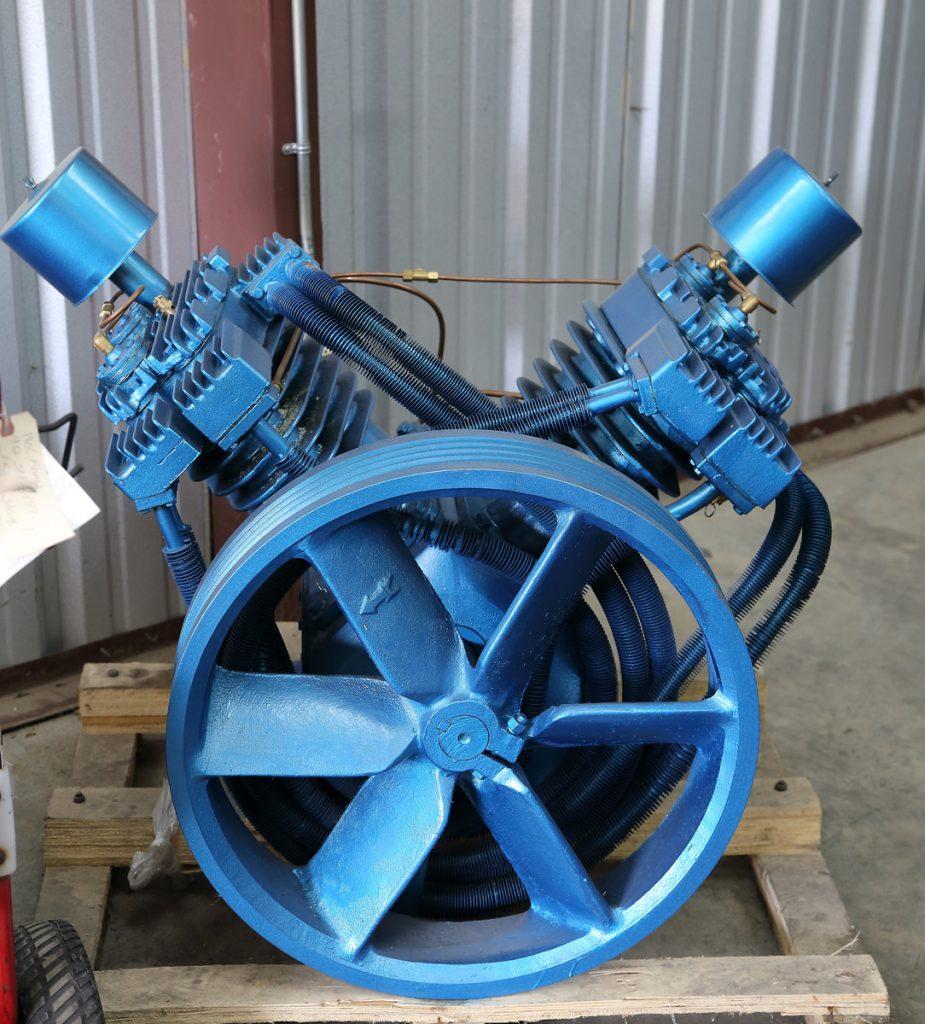 Industrial Compressor Pumps